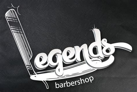 legends barbershop denver graphic designs