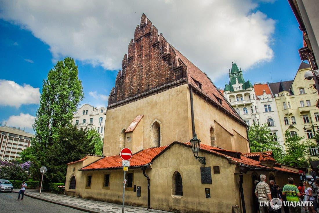 Sinagoga Velha-Nova Praga