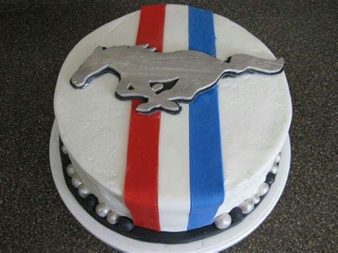 Mustang Cakes Cake Ideas and Designs