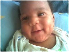 Malcolm's smile