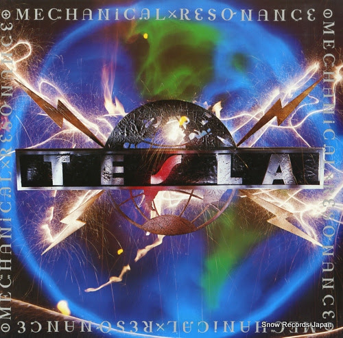 TESLA mechanical resonance
