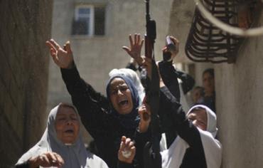 Gaza funeral