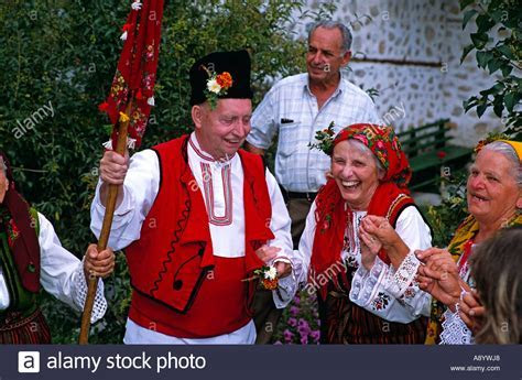 Old Lady Smiling Bulgaria Stock Photos & Old Lady Smiling
