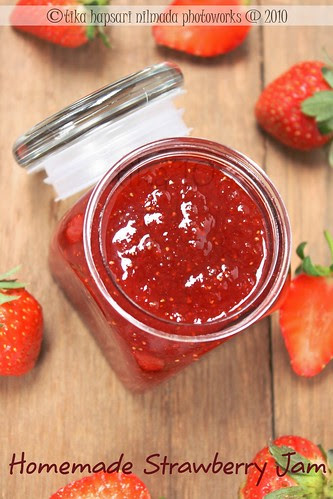 (Homemade) Strawberry Jam