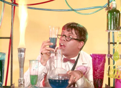 Jerry Lewis - The Nutty Professor