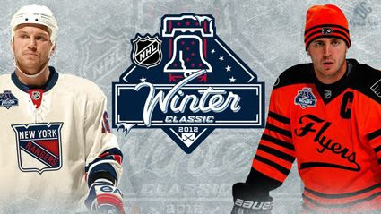 2012 Winter Classic concepts, 2012 Winter Classic concepts