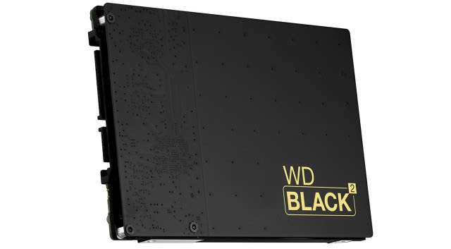 WD Launch New HDD: Black Squared Dual Drive