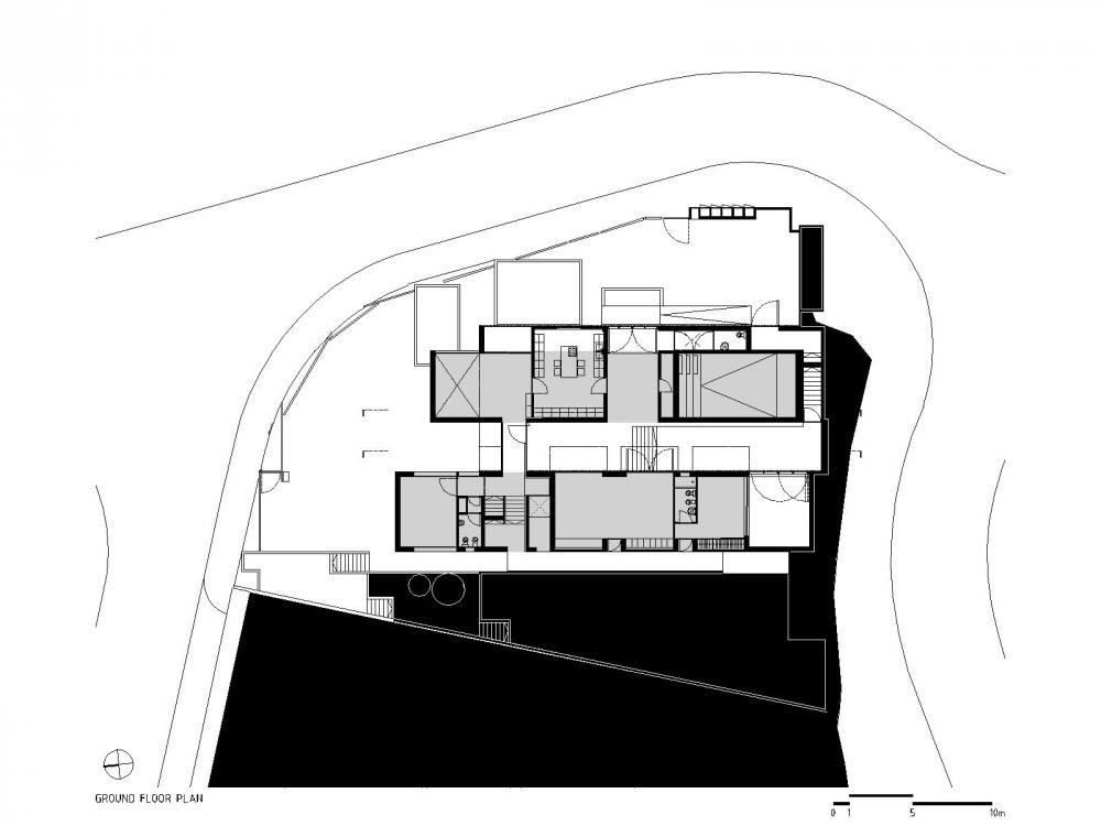 Casa en Paço de Arcos - Jorge Mealha