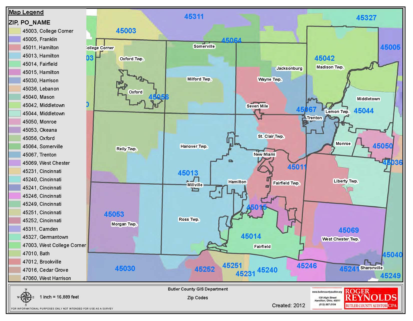 stark county zip code map Time Zones Map Stark County Zip Code Map