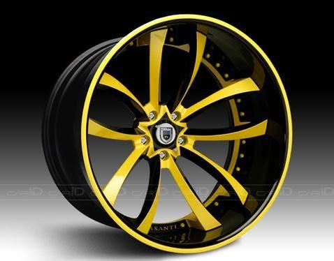 Custom Car Rims Yellow Google Search Wheels Rims For Cars Chrome Wheels Black Rims