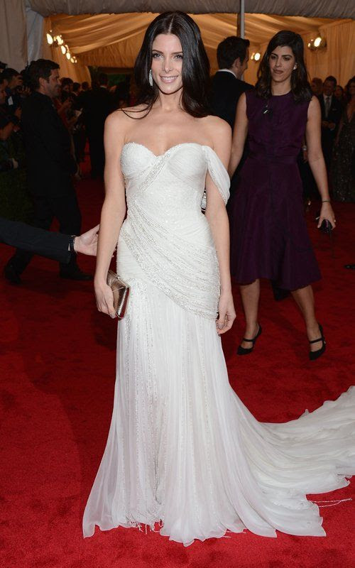 Costume Institute Gala Met Ball - May 7, 2012, Ashley Greene