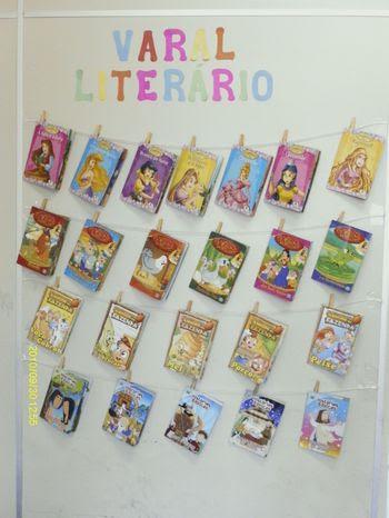 Sequ ncia did tica l ngua portuguesa Decoracion de espacios de preescolar