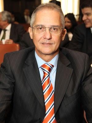Juiz André Guimarães é eleito para ocupar cargo de desembargador do TJPE. (Foto:  Anderson Freitas/Agência Rodrigo Moreira)