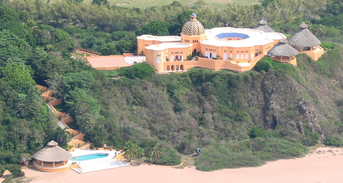 Playa Cuitzmala, jalisco, méxico, santuario,