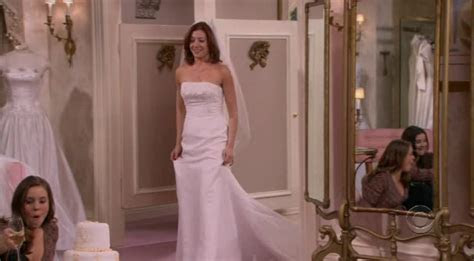 Image   Lily wedding dress shopping.png   How I Met Your