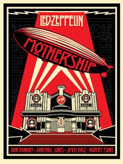 Led Zeppelin's Mothership