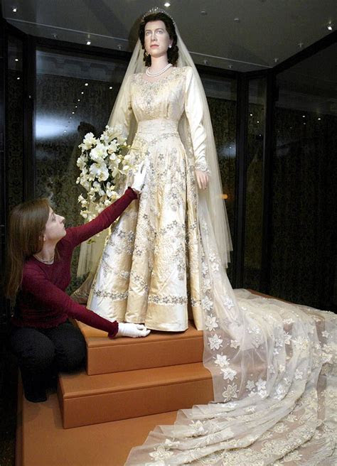 The Queen's Wedding Dress Is Still 'Fresh And Timeless' 70