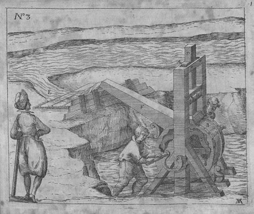 Heinrich Zeising - Theatri machinarum Erster - 1613 i