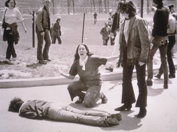 Anti-War Demonstration, 1970
