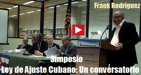 ley de ajuste cubano frank rodrigez
