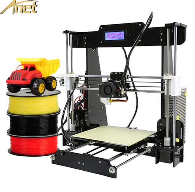 For Anet A8 RepRap 3D Printer T5W5 Auto Self-Leveling Position Sensor Upgrading