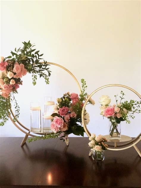 """Hoopla Circle   18"""" ? Wedding & Party Rentals Southern"""