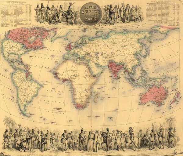 10 Крупнейших империй за всю историю империя, история