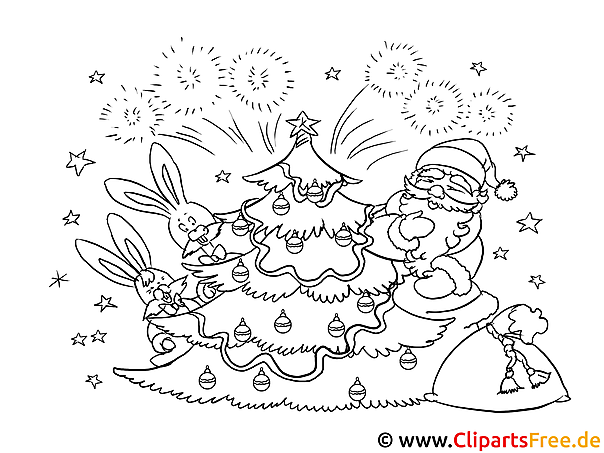 nikolaus malvorlagen zu weihnachten