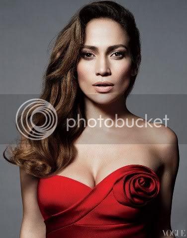 Jennifer Lopez in Vogue US April 2012 Cover