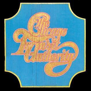 Chicago - Chicago Transit Authority (I) album cover