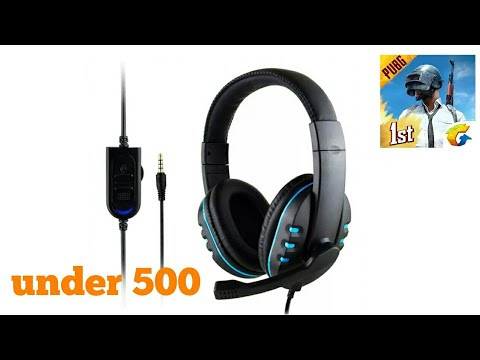 Gaming Headset Under 500