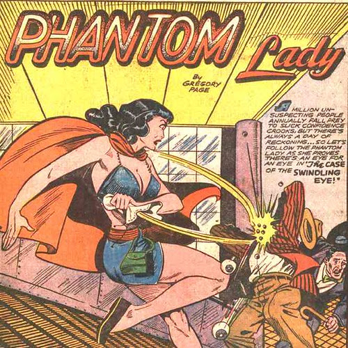 phantom lady eyes