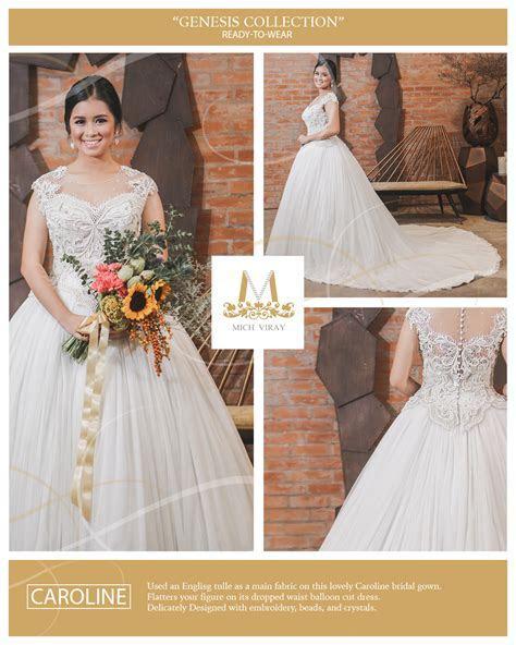 Rtw Wedding Gowns Manila   Huston Fislar Photography