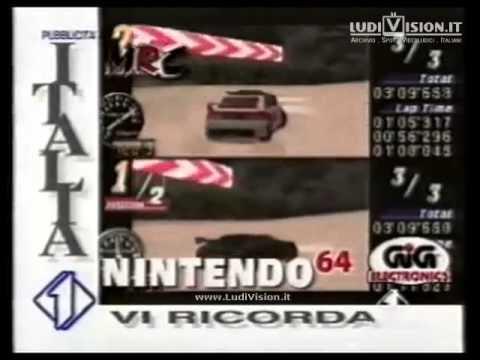 Nintendo 64 - MRC: Multi-Racing Championship (1997)