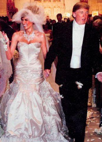 Donald and Melania Trump's Million Dollar Wedding