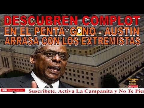 DESCUBREN COMPLOT EN EL PENTAGONO - SECRETARIO DE DEFENSA ARRASA CON LOS...