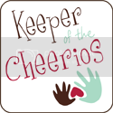Keeper of the Cheerios Mom Blog