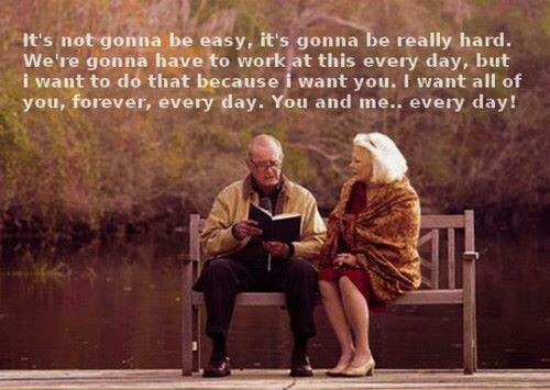 All I Want You Forever Notebook Quotes