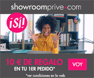 Chollos en ShowroomPrive