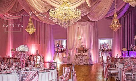 The Crystal Ballroom: Orlando Wedding Venues   Banquet