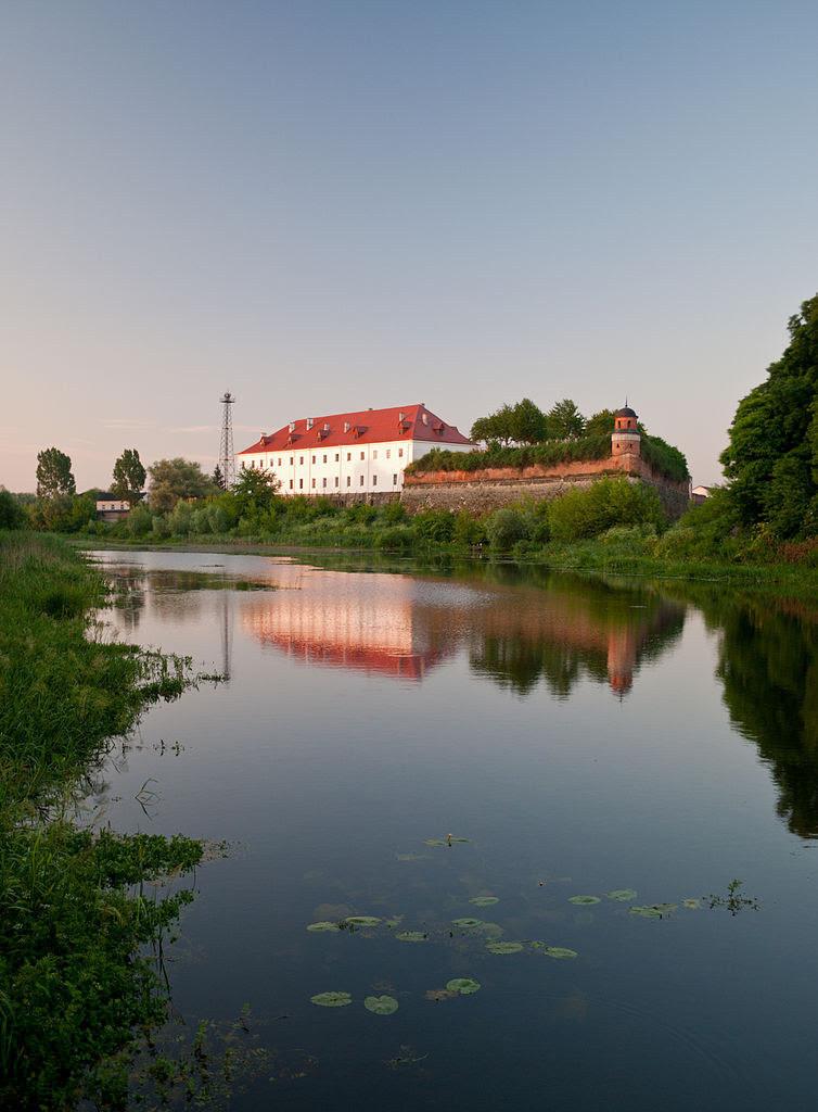 11. Некоторые замки уникальны и просто поражают воображение красота, украина