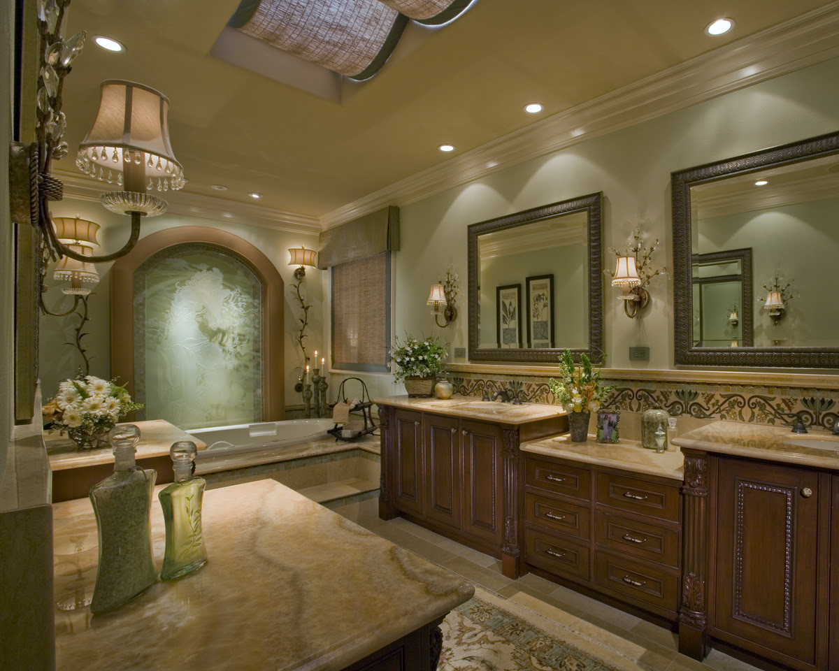 Transform Your Ordinary Bathroom to a Luxury Bathroom with ...