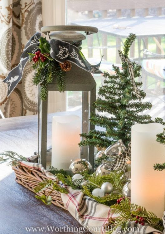 Decorating with Laterns - Worthing Court - HMLP 99 - Feature