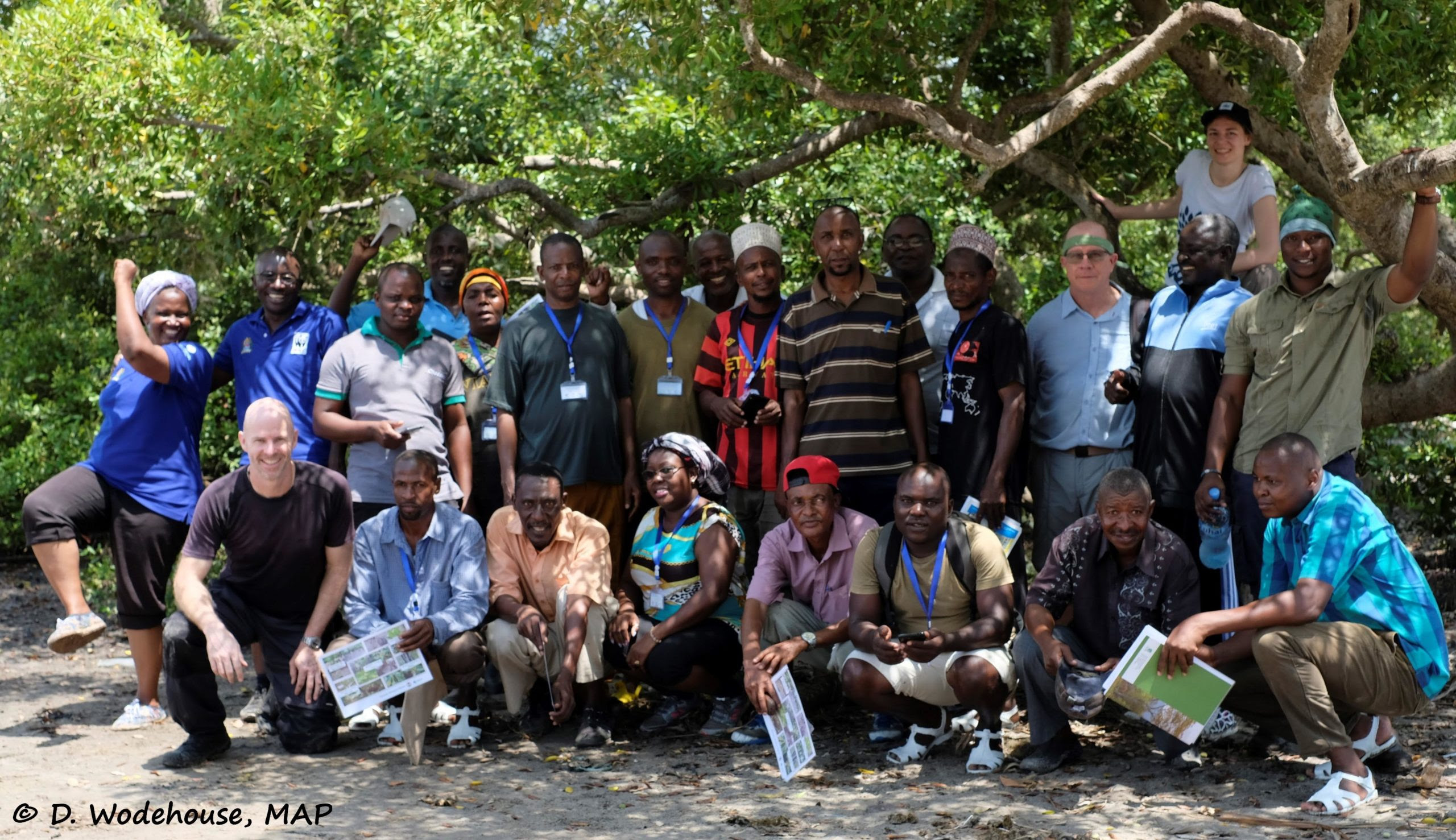 Tanzania Group photo
