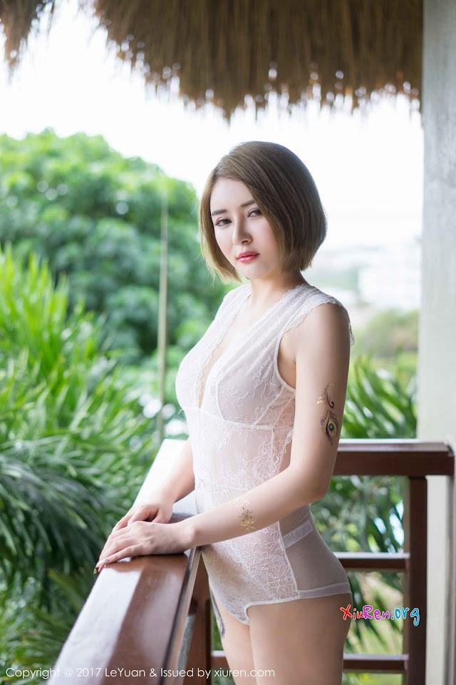 [LeYuan] Vol.026 凯竹BuiBui 58P