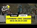 Vídeo resumen de la 17ª etapa del Tour de Francia 2020