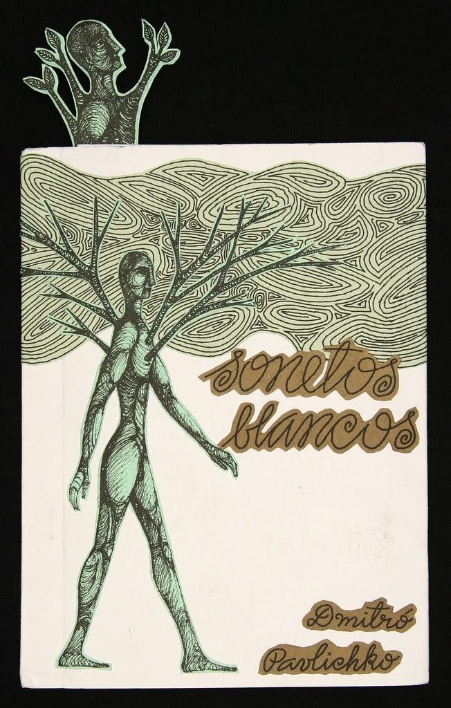 Dmitro Pavlichko, 2005 'Sonetos blancos' pub- Ediciones Vigia, Matanzas, Cuba