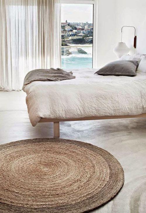 http://www.myparadissi.com/2015/04/decor-trend-sisal-and-jute-rugs.html ☆ https://es.pinterest.com/iolandapujol/pins/ ☆ @iola_pujol/
