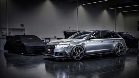 Audi RS6 R ABT HD Wallpaper   WallpaperFX