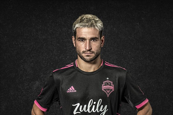 d39633335 Sounders unveil pink and black 'Nightfall' kits